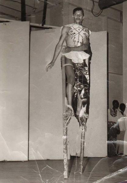 Julio Thijs from %22Death of Ojembo,%22 Guyana, 1975