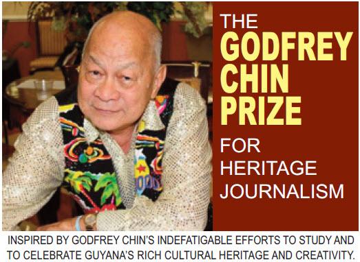 Godfrey Chin Prize