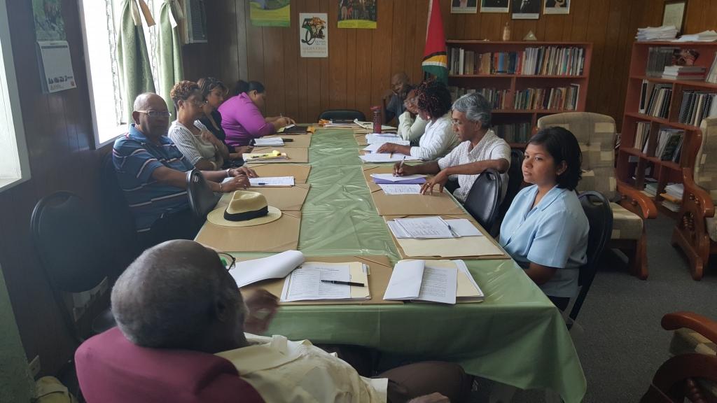 Academic Grounding Committee